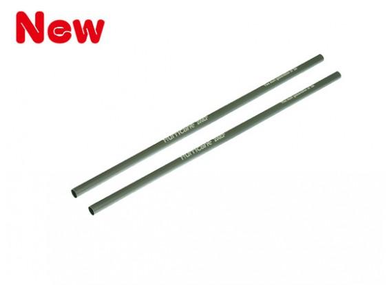 Gaui 100 & 200 Größe Titanium eloxierten Leitwerksträger Pack für Gürtel Version (203191)
