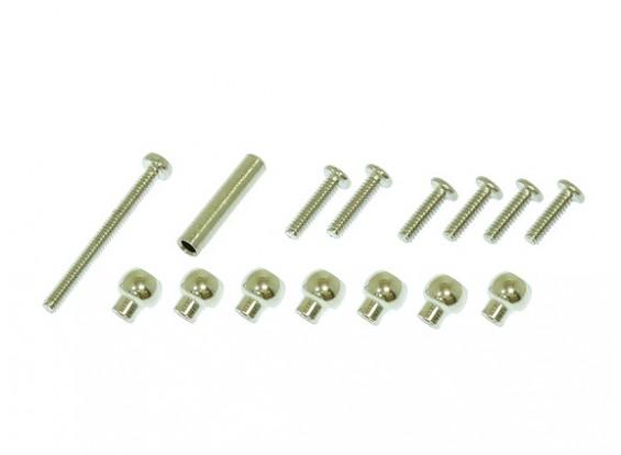 Gaui 100 & 200 Size Balls & Erweiterung für CNC Swashplate (203571)