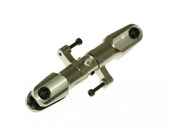 Gaui 425 & 550 CNC Heckrotor Griffe mit Drucklager (für Welle 5mm Schwanz Ausgang)