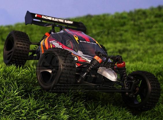 1/18 Skala 4WD RTR Racing Buggy