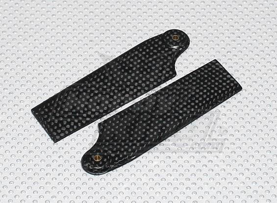 92mm Carbon-Faser-Endstück Blades (600size) (1pair)