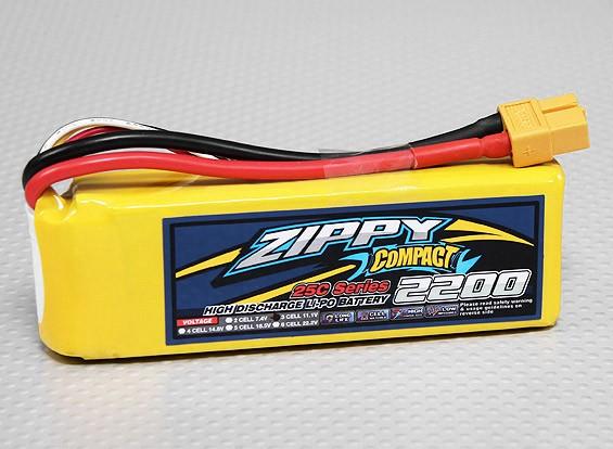 ZIPPY Compact 2200mAh 3S 25C Lipo-Pack