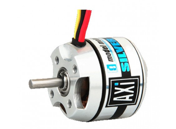 AXi 2212/26 SILVER LINE Brushless Motor