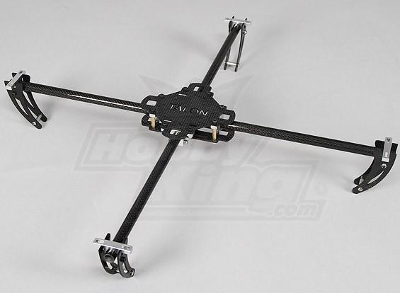 Turnigy Talon Carbon Fiber Quadcopter Rahmen