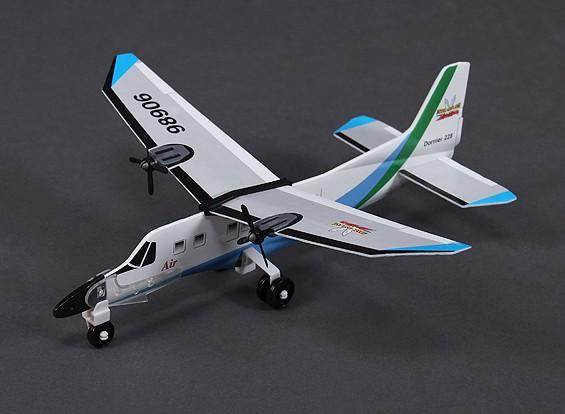 Freeflight Dornier 228 w / Catapult Launcher 280mm Span