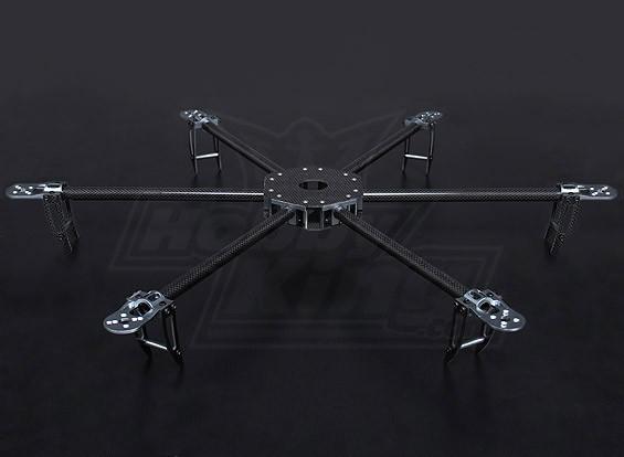 Turnigy Talon Hexcopter (V1.0) Carbon Fiber-Rahmen - 625mm