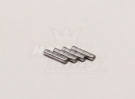 Rad-Hex Pin (1,5 * 7) - 1/18 4WD RTR On-Road Drift / Short Course (4 Stück)