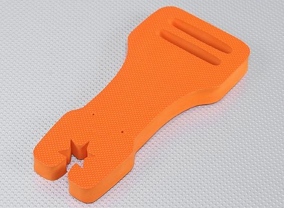 Wichtigsten Klingenhalter für 30 ~ 90 Größe Hubschrauber (orange)