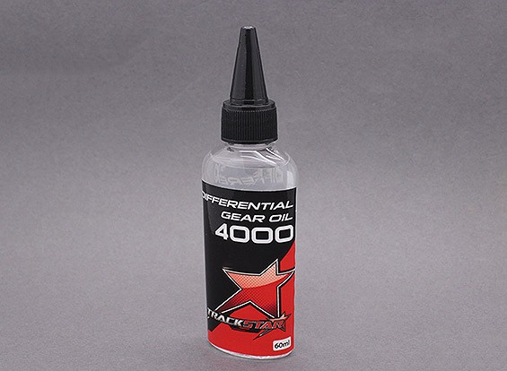 Track Silikon Diff Oil 4000cSt (60 ml)