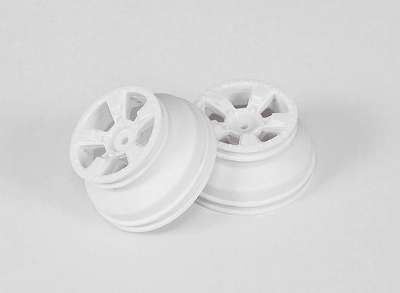 Räder (weiß) (1Paar) - A2023T