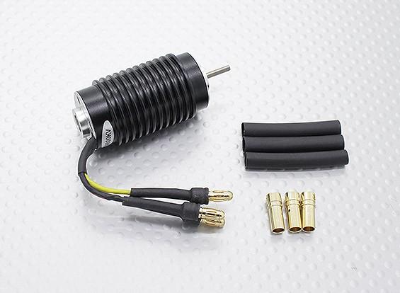 B20-40-12L-FIN Brushless Inrunner Motor 4800kv