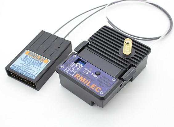 RMILEC TS4047 10CH 2.5W UHF-Modul-System w / Empfänger (JR-Modul)