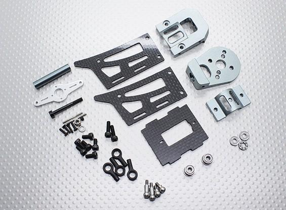 Turnigy Talon Tricopter (V1.0) - Integrierte Heckservo Halter Set