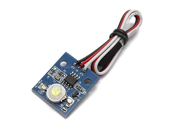 LED PCB Strobe Weiß 3.3 ~ 5.5V