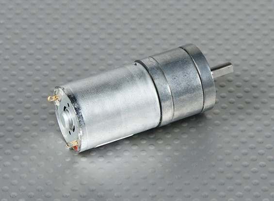 294RPM Brushed Motor w / 34: 1 Getriebe