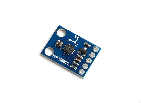 Kingduino HMC5883L Triple-Achsen-Kompass Magnetometer-Sensor-Modul Breakout