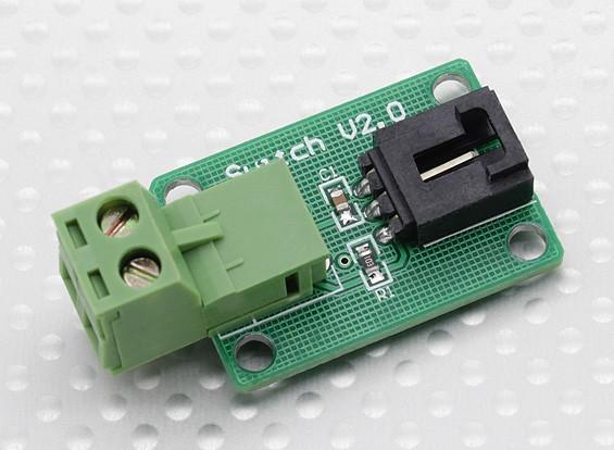Kingduino 2-Pin-Schalter Klemme