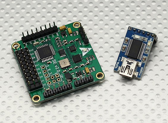 MultiWii SE V2.0 Flight-Controller w / FTDI