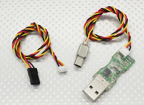 FrSky USB-2 (1 Satz) Upgrade-Kabel für DHT-U