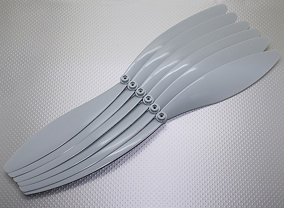 GWS EP Propeller (RD-1147 279x119mm) grau (6pcs / set)