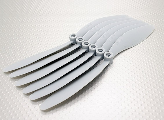 GWS EP Propeller (RD-7060 178x152mm) grau (6pcs / set)