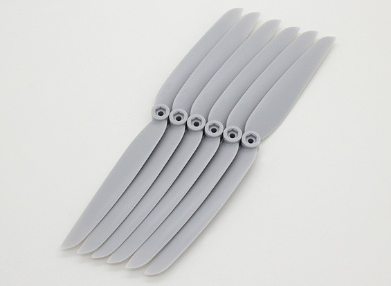GWS EP Propeller (DD-7035 178x89mm) grau (6pcs / set)