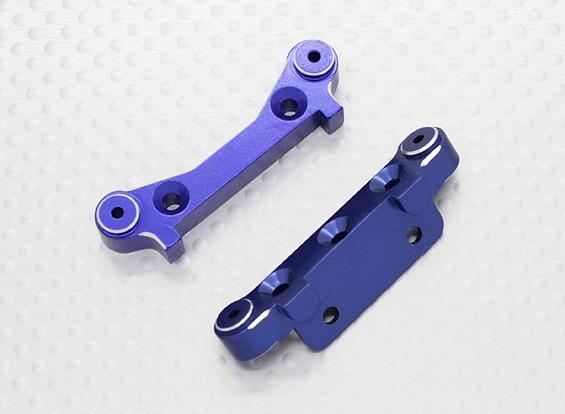 Aluminum Rear Susp. Halter - 1/10 Quanum Vandal 4WD Racing Buggy (2 Stück)