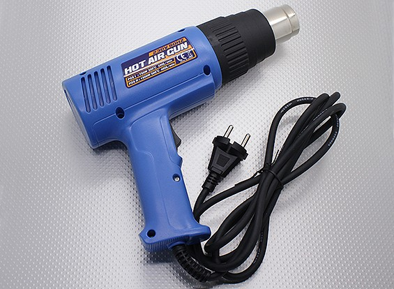 Dual Power Heat Gun 750W / 1500W Ausgang (230V / 50 Hz-Version)