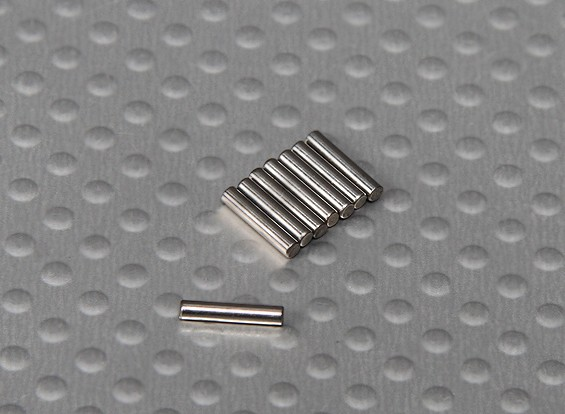 Pin (8x2mm) 1/10 Turnigy Stadium König 2WD Truggy (8Pcs / Beutel)
