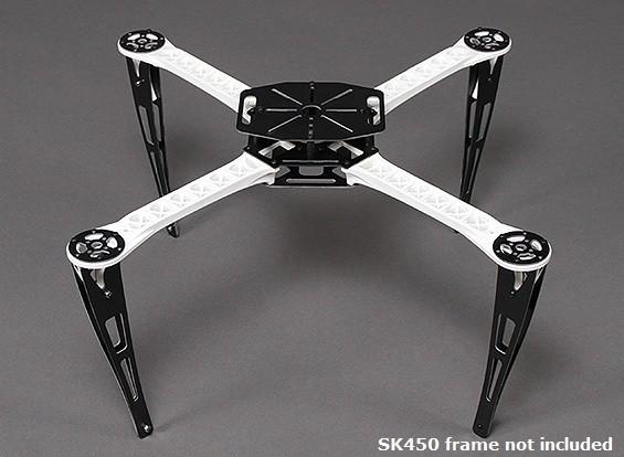 Erweiterte Landing Skid Set für SK450 Quadcopter Ra