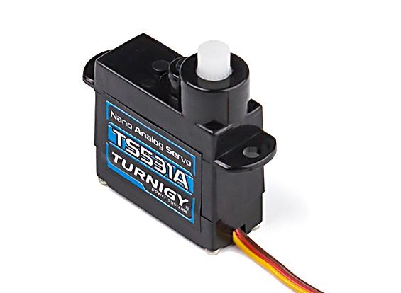 Turnigy ™ TGY-TS531A Analog Nano Servo 0,5 kg / 0.12sec / 3.7g