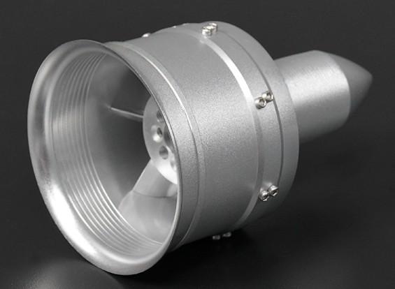 Alloy DPS-Serie 70mm 10-Blade-EDF-Einheit mit Kühlkörper