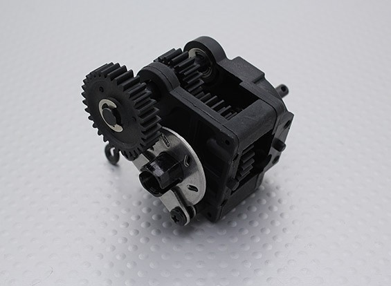 Single Speed Komplett-Set 1/16 Turnigy 4WD Nitro Racing Buggy