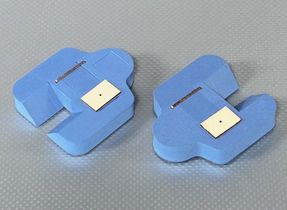 Unterlegkeil (105x90x20mm) (1Pair / Bag)