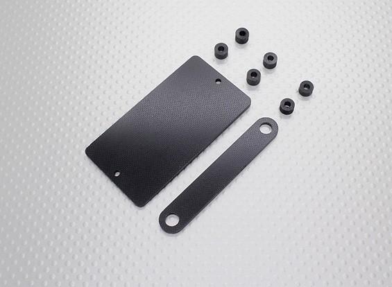 Batterie-Abdeckung Teller Set - A2032