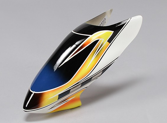 Turnigy High-End Fiberglass Canopy für 450 Pro V2