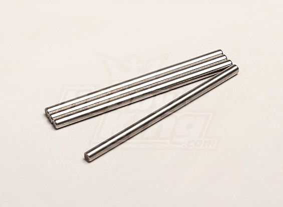 Suspension Arm Pin Long (4pcs / bag) - Turnigy Wegbereiterin 1/8, XB und XT 1/5