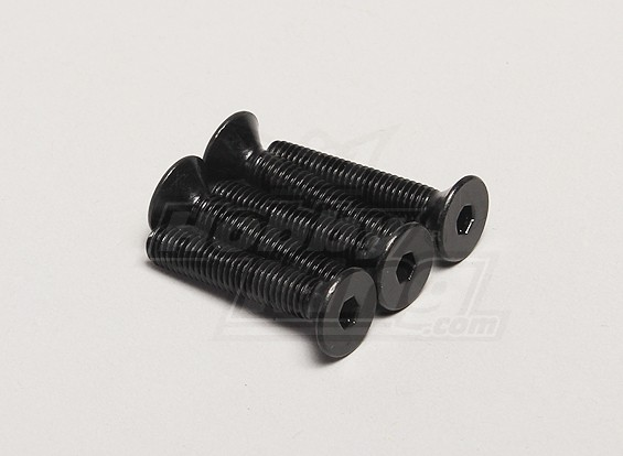 Grub Sechskantschraube M5x27mm (5pcs / bag) - Turnigy Twister 1/5