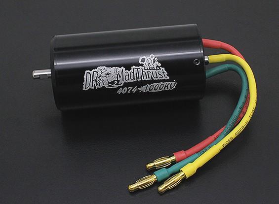 Dr. Mad Thrust 1000kV 4600watt 90mm EDF Inrunner 8-10s Version (40mm)