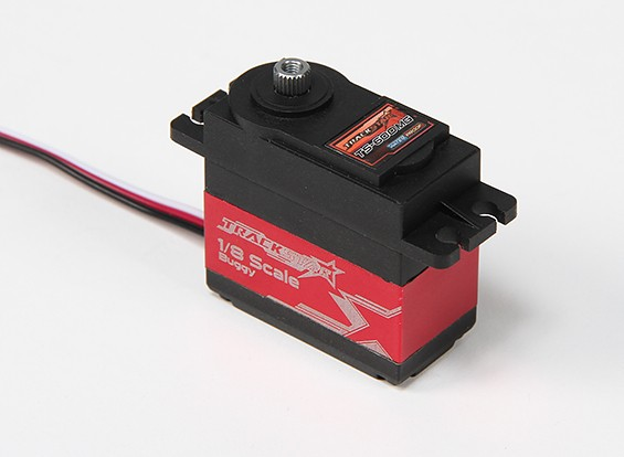 Track TS-600MG Digitale 1/8 Skala Buggy Lenkservo 62g / 14.85kg / 0.18sec