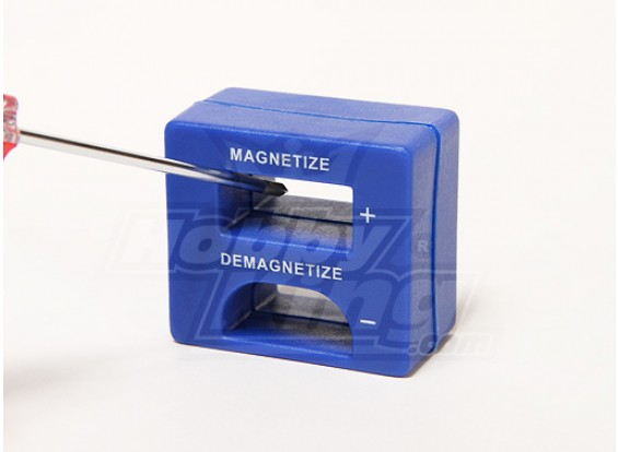 2 in 1 Magnetiseur und Entmagnetisierer Werkzeug
