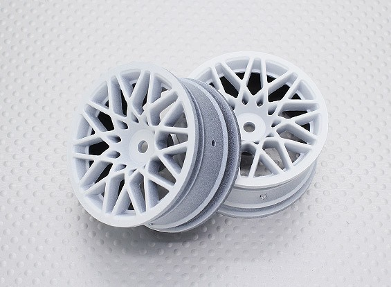 Maßstab 1:10 Hohe Qualität Touring / Drift Felgen RC Car 12mm Hex (2pc) CR-LBW