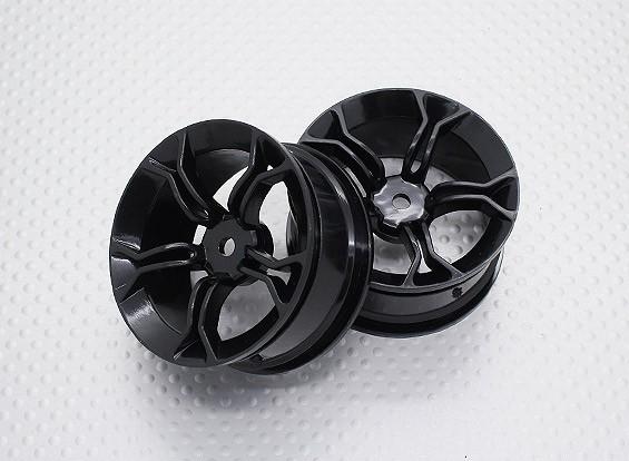 Maßstab 1:10 Hohe Qualität Touring / Drift Felgen RC Car 12mm Hex (2pc) CR-MP4NB