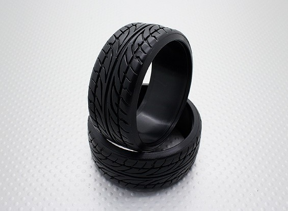 Maßstab 1:10 Hartplastik-Verbindung CR-Blade-Drift-Reifen (2 Stück)