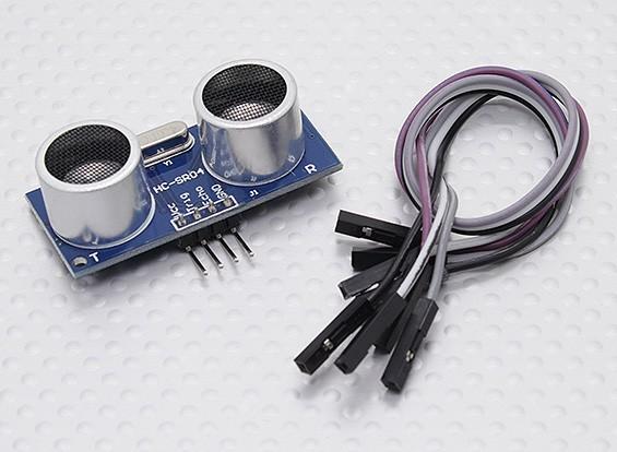 Ultraschall-Modul HC-SR04 Kingduino