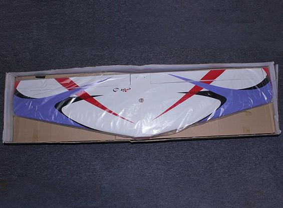 SCRATCH / DENT Quest-.50 F3A patternship 1392mm (ARF)