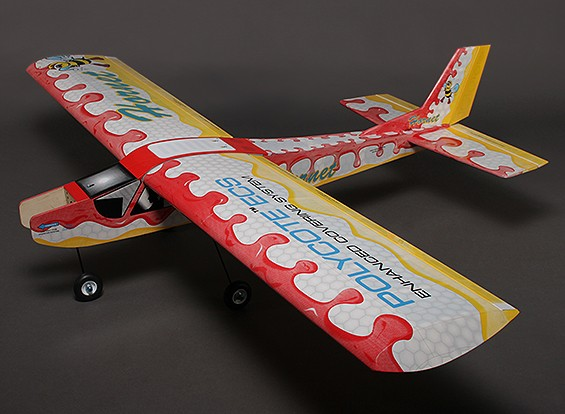 Hornet Balsa Hallo-Wing Trainer Glow / EP 1580mm (ARF)