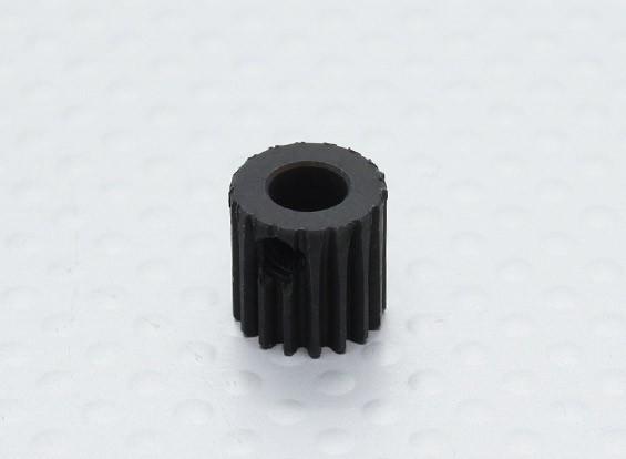 17T / 5mm 48 Pitch gehärteter Stahl Ritzel