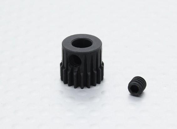 19T / 5mm 48 Pitch gehärteter Stahl Ritzel
