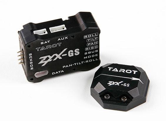 Tarot ZYX-GS Kamera Gimbal Stabilisierungssystem 3-Achsen-Gyro / Accelerometer